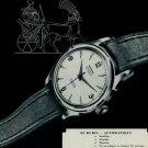 1953 Rodania Watch Company Grenchen Switzerland  Vintage 1953 Swiss Ad Suisse Advert Horology
