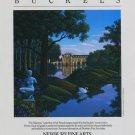 1991 Jim Buckels The Huntress 1991 Art Ad Advert Advertisement