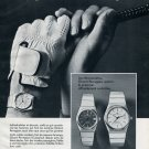 Girard-Perregaux Watch Company Switzerland 1980 Swiss Ad Suisse Advert Horology Horlogerie
