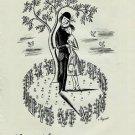 1951 Olor Watch Company Switzerland Vintage 1951 Swiss Ad Suisse Advert Horology Horlogerie