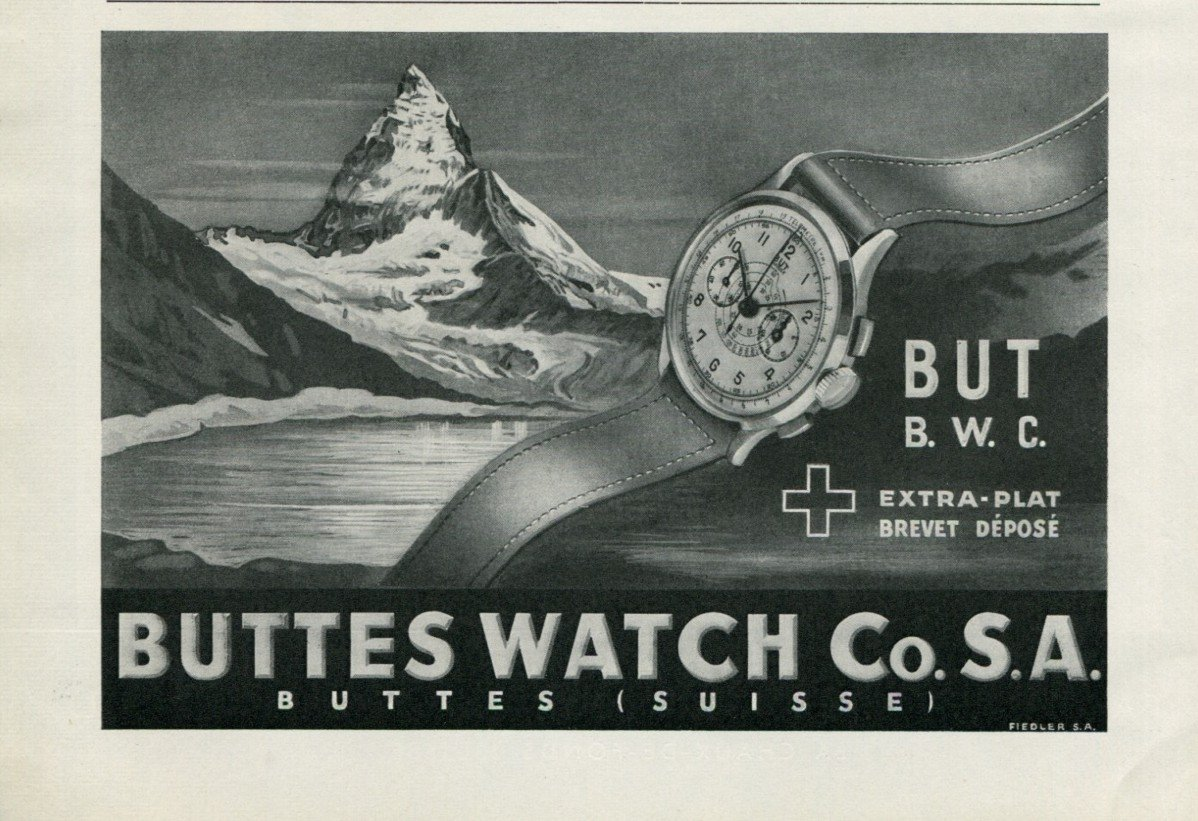 Popular items for bwc company watch - etsy.com
