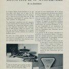 1953 Alpina Union Horlogere Switzerland 70th Anniversary Swiss Magazine Article Alpina Watch Co.