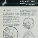 1967 Eta Watch Company Switzerland 1967 Swiss Magazine Article by B. Humbert Horology Horlogerie