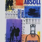 Paul Warhola Absolut Warhola Art Ad Absolut Vodka Advertisement Advert
