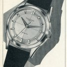 1957 Mildia Watch Company Switzerland Vintage 1957 Swiss Ad Suisse Advert Horology