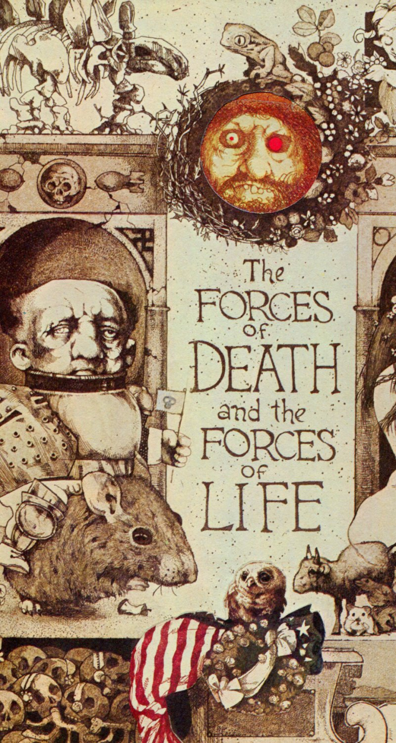 Charles Bragg 1973 The Gnome of Death Forces of Death Life 1973 Magazine Article
