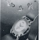 1951 Mondia Watch Company Vintage 1951 Swiss Ad Suisse Advert Paul Vermot & Co. Switzerland