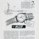 1951 Tissot Watch Company Tissot & Fils SA Switzerland Vintage 1951 Swiss Ad Suisse Advert Horology