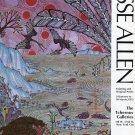 1975 Jesse Allen Vintage 1975 Art Exhibition Ad Advert Tchernov Galleries NY