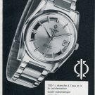 1964 Candino Watch Company Telstar Advert Vintage 1964 Swiss Ad Suisse Advert Switzerland