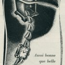 1946 Zenith Watch Company Switzerland Vintage 1946 Swiss Ad Suisse Advert Horology
