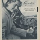 1954 St-Blaise Watch Company Neuchatel Switzerland Vintage 1954 Swiss Ad Suisse Advert Horology