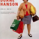 Duane Hanson Young Shopper 2009 Art Exhibition Ad Advert