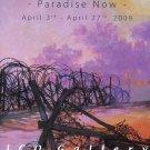 Margo Magid Paradise Now 2009 Art Exhibition Ad Advert