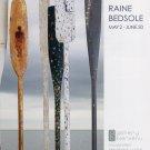 Raine Bedsole 2009 Art Exhibition Ad Advert Gallery Bienvenu New Orleans LA