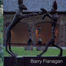 Barry Flanagan 1994 Art Exhibition Ad Advert Hares Rabbits Galerie Hans Mayer