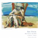 Eric Fischl Beach Scenes 2009 Art Exhibition Ad Advert