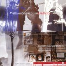 Robert Rauschenberg 2009 Art Exhibition Ad Advert Narcisus