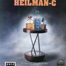 Heilman-C 1997 Art Exhibition Ad Advert
