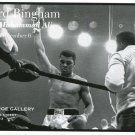 Howard Bingham Muhammad Ali 1997 Art Exhibition Ad Advert John McEnroe Gallery