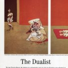 Francis Bacon The Dualist 1997 Magazine Article