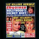 Heilman-C 1997 Art Ad Advert Why Heilman-C Hates Kathie Lee Mock Enquirer Cover