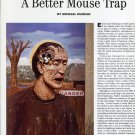 Llyn Foulkes A Better Mouse Trap 1997 Magazine Article