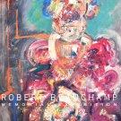 Robert Beauchamp 1997 Memorial Art Exhibition Ad Advert