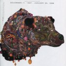 Sherry Markovitz 1997-1998 Art Exhibition Ad Advert