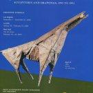 Lynn Chadwick 2002 Art Exhibition Ad Advert