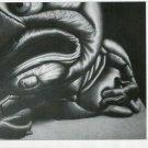 Davor Vrankic Asphyxia & Scenes from the Interior 2006 Art Exhibition Ad Advert