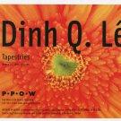 Dinh Q. Le 2006 Art Exhibition Ad Advert