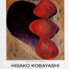 Hisako Kobayashi 1992 Art Exhibition Ad Advert