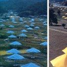 Christo Blue/Yellow Diptych Umbrellas Project 1992 Art Magazine Article