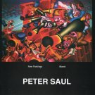 Peter Saul The Alamo 1992 Art Exhibition Ad Advert