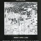 J.G. Dokoupil 1992 Art Exhibition Ad Advert Badende V J G Dokoupil