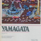 Yamagata Tour de France 1983 Art Ad Advert Advertisement