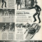 1967 Ad Captain Action Batman Bat Girl Super Girl Action Boy Vintage 1967 Advert Advertisement