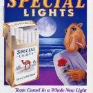 1993 Joe Camel Camel Special Lights Cigarettes 1993 Ad Advert RJ Reynolds Tobacco Company