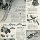 1967 Ad Lost in Space Robot Vintage 1967 Ad Tonka Mighty Mike Rat Patrol Toy Advertisement Advert