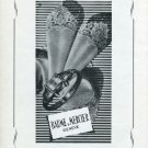 1947 Baume & Mercier Watch Company Switzerland Vintage 1947 Swiss Ad Advert Suisse Schweiz Suiza