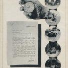 1952 Leonidas Watch Company Switzerland Vintage 1952 Swiss Ad Advert Suisse Schweiz Suiza