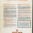 1946 Rolex Watch Company Das goldene Blatt der Rolex Leistungen Swiss Print Ad
