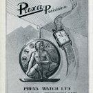 1947 Prexa Watch Company Montres Prexa SA Le Locle Suisse Vintage 1947 Swiss Ad Advert Suiza