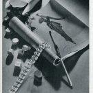 1947 Mulco Watch Company Montres Mulco SA Switzerland Vintage 1947 Swiss Ad Advert Suisse