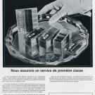 1969 KIF Parechoc SA Switzerland Vintage Swiss Magazine Print Ad Advert Suisse Horology