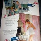 Original 1945 Krene Plastic National Carbon Company Union Carbide UCC 1940's Ad