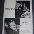 Original 1945 Lifesavers Life Savers Mints Candies Vintage 1940's Ad Magazine Advert