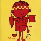 Corn Chex Recipes Ralston Purina Company Miniature Recipe Booklet Indians Maize St Louis Missouri