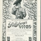 Original 1905 Pillsbury Vitos Pillsbury Washburn Flour Mills Co. Early 1900's Print Ad Advertisement